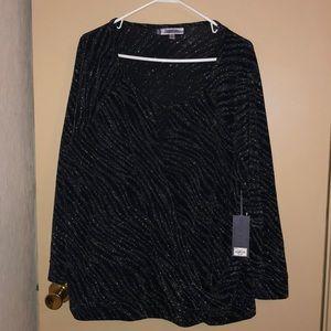 NWT Jennifer Lopez blouse size 3X